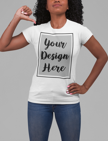 Customizable Women's T-Shirt
