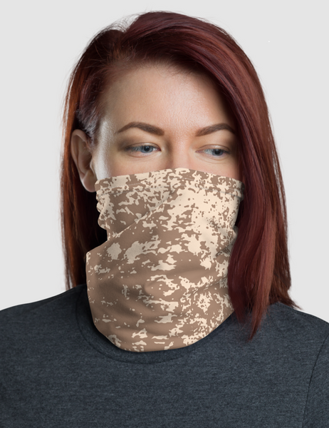 Desert Storm | Neck Gaiter Face Mask