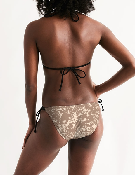 Desert Storm | Women's Triangle String Bikini