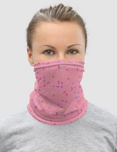 Donut Sprinkles | Neck Gaiter Face Mask