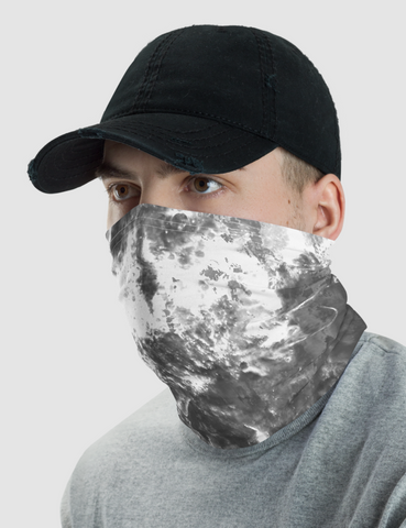 Elation Ice Dye Print | Neck Gaiter Face Mask