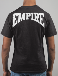 Empire Back Print T-Shirt - OniTakai