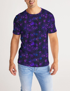 Extraterrestrial Shrooms | Men's Sublimated T-Shirt