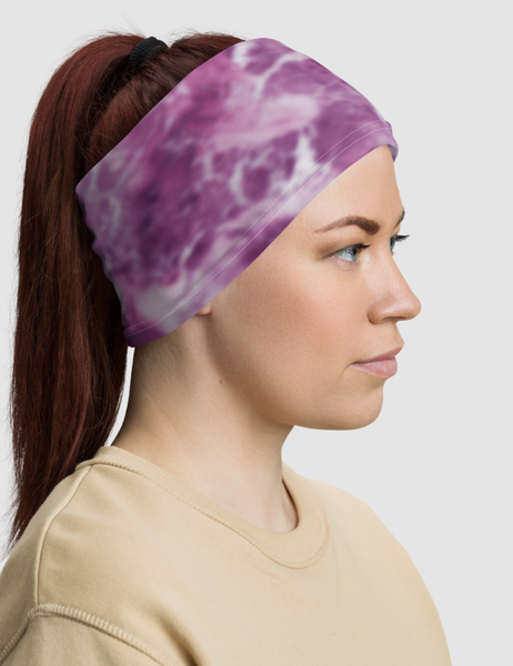 Faded Tie Dye | Neck Gaiter Face Mask