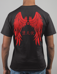 Fallen Angel | Back Print T-Shirt