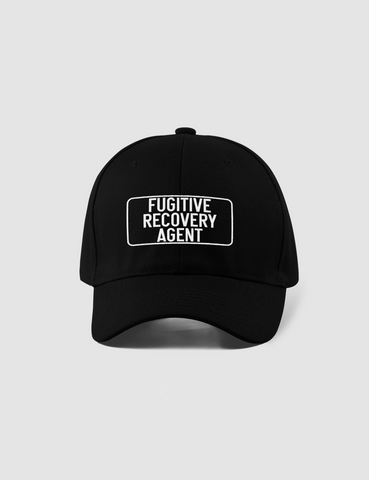 Fugitive Recovery Agent | Closed Back Flexfit Hat