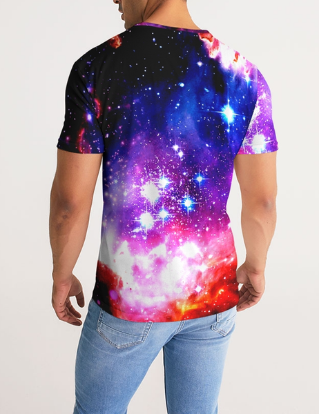 Galactic Stardust | Men's Sublimated T-Shirt