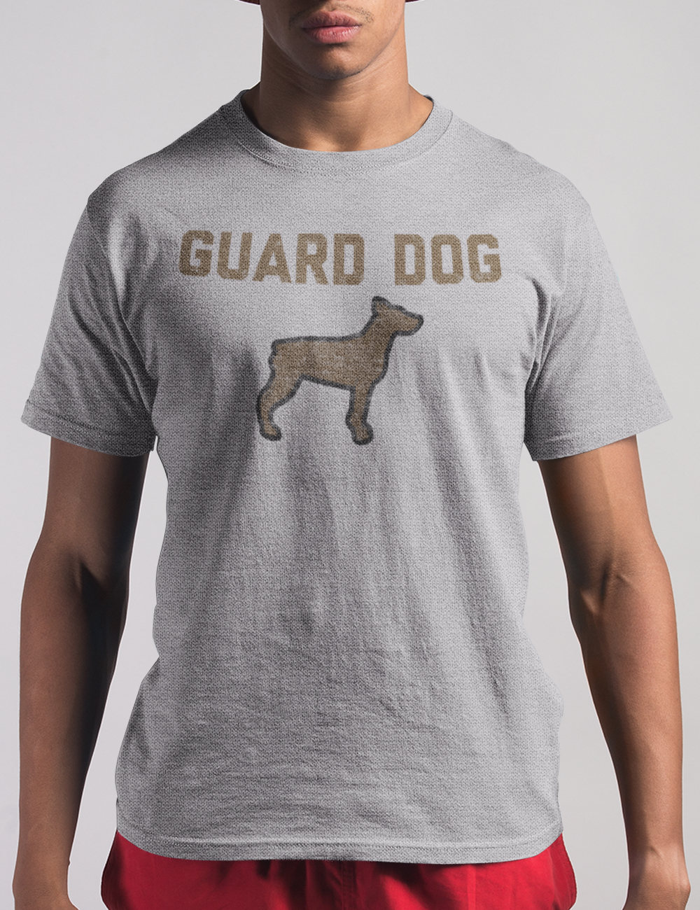 Guard Dog T-Shirt - OniTakai