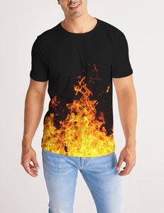 Intense Flames | Men's Sublimated T-Shirt