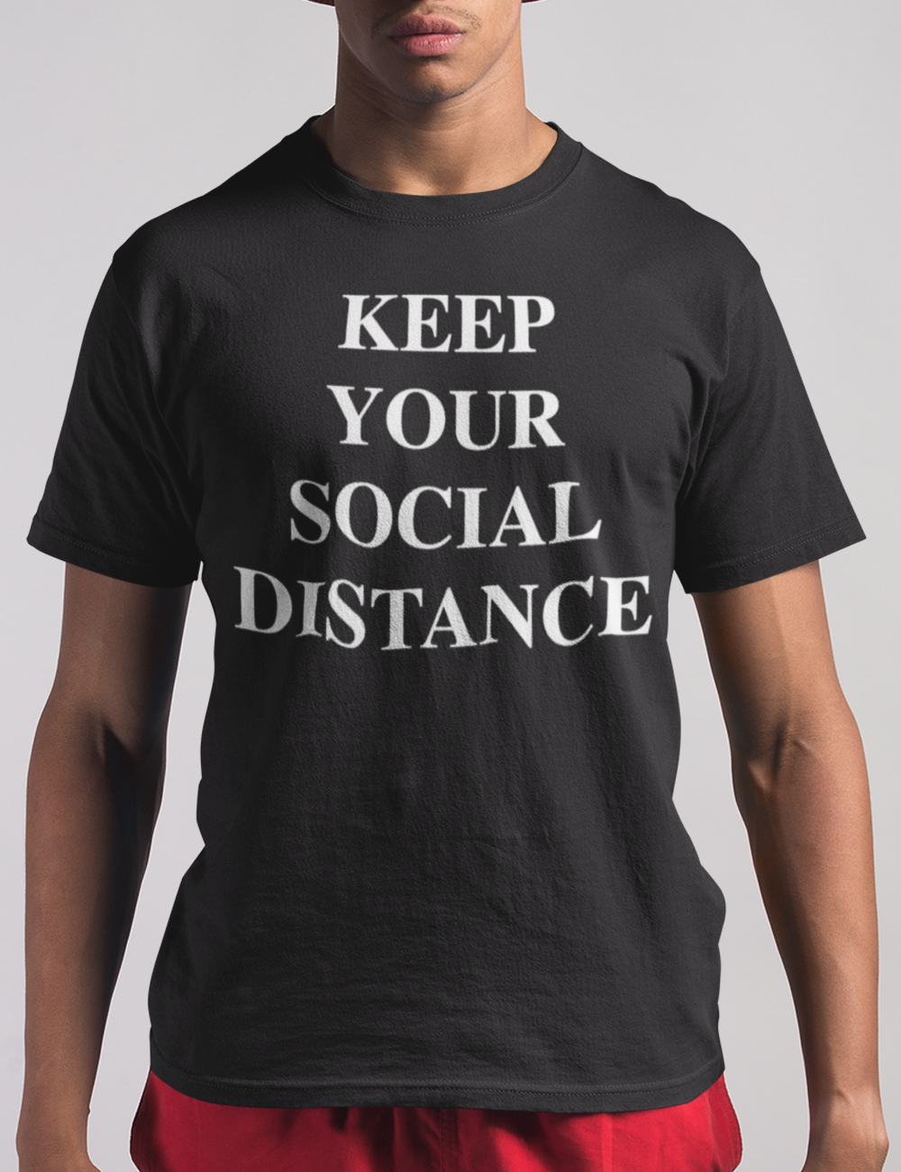 Keep Your Social Distance | T-Shirt