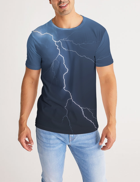 Lightning | Men's Sublimated T-Shirt