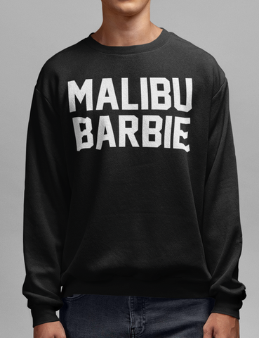 Malibu Barbie | Crewneck Sweatshirt