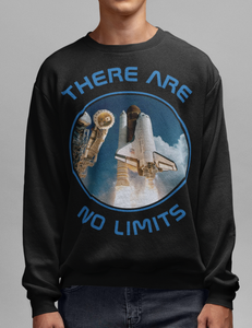 There Are No Limits | Crewneck Sweatshirt