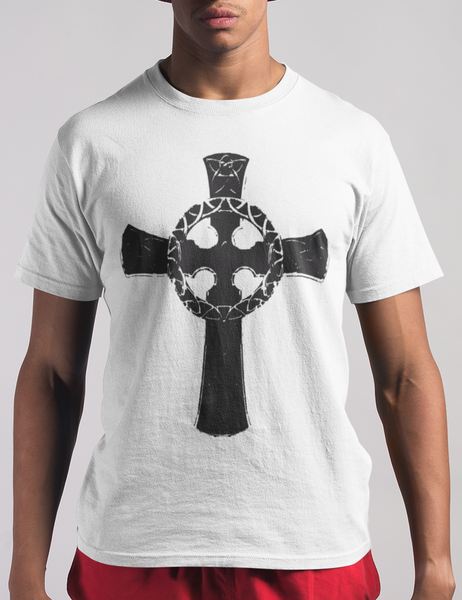 Medieval Cross T-Shirt - OniTakai
