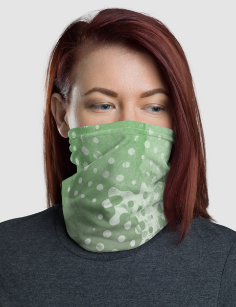 Mermaid Ombre | Neck Gaiter Face Mask