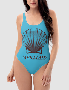 Mermaid Shell | Women's One-Piece Swimsuit