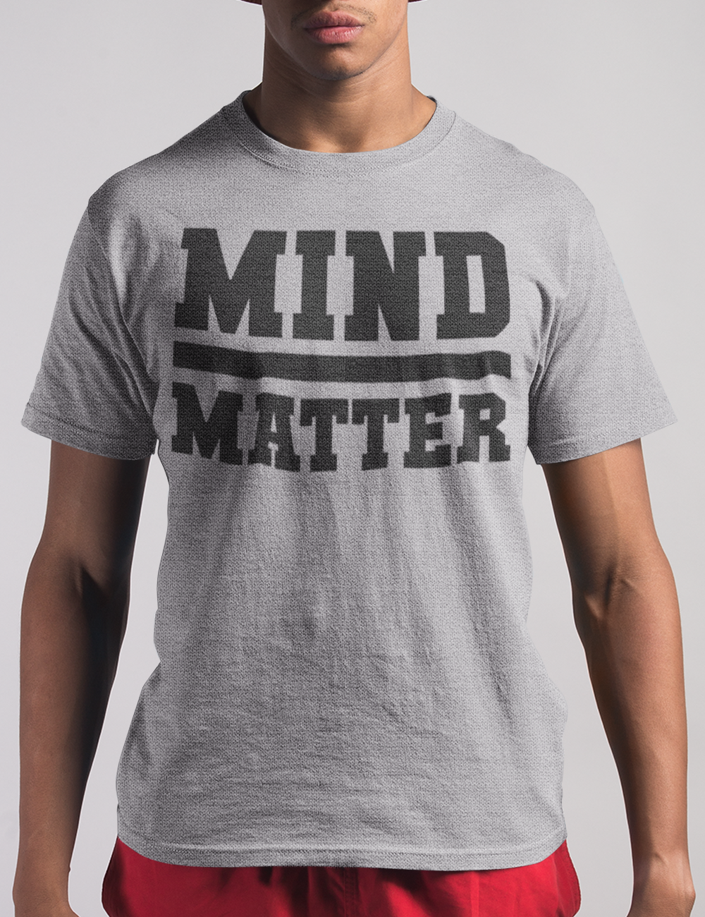 Mind Over Matter | T-Shirt