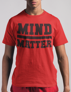 Mind Over Matter T-Shirt - OniTakai