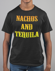 Nachos And Tequila T-Shirt - OniTakai
