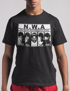 N.W.A. The World's Most Dangerous Group | T-Shirt