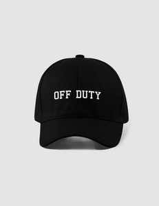 Off Duty | Closed Back Flexfit Hat