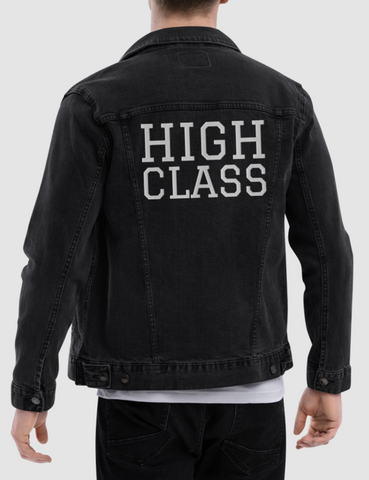 High Class | Men's Denim Jacket