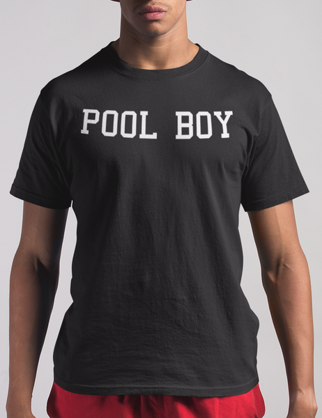 Pool Boy T-Shirt - OniTakai