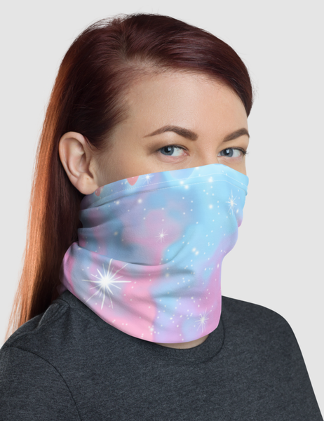 Psychedelic Space | Neck Gaiter Face Mask