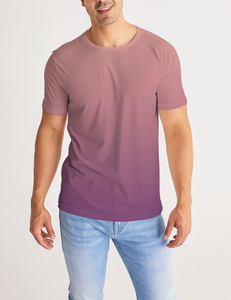 Purple Sunset | Men's Sublimated T-Shirt