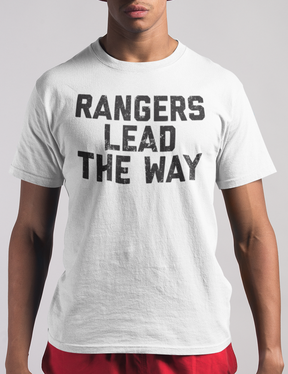 Rangers Lead The Way | T-Shirt