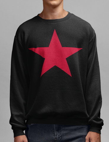 Red Star | Crewneck Sweatshirt