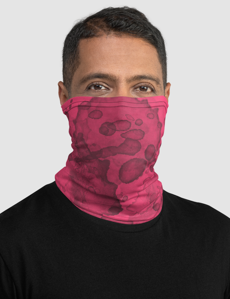 Rose Berry | Neck Gaiter Face Mask