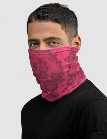 Rose Berry Neck Gaiter Face Mask - OniTakai