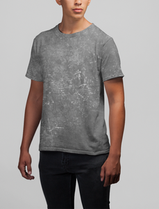 Rustic Grey Metal T-Shirt
