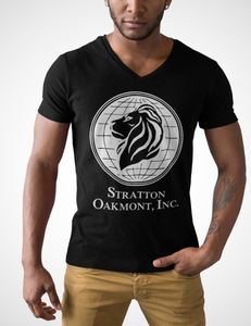 Stratton Oakmont Inc | V-Neck T-Shirt