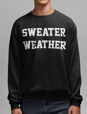 Sweater Weather Crewneck Sweatshirt - OniTakai
