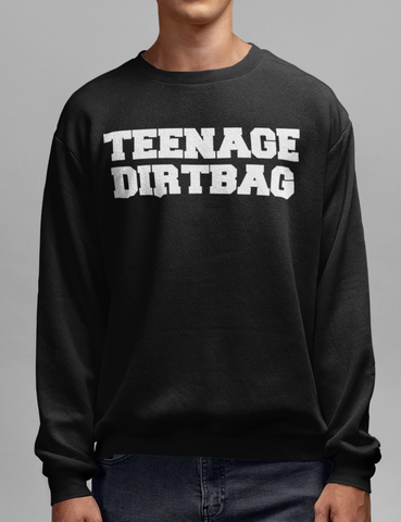 Teenage Dirtbag Crewneck Sweatshirt - OniTakai