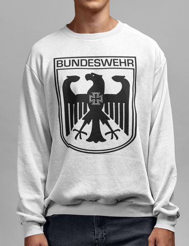 The Bundeswehr Crewneck Sweatshirt - OniTakai
