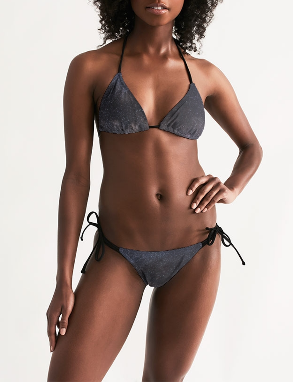 The Great Constellation | Women's Triangle String Bikini
