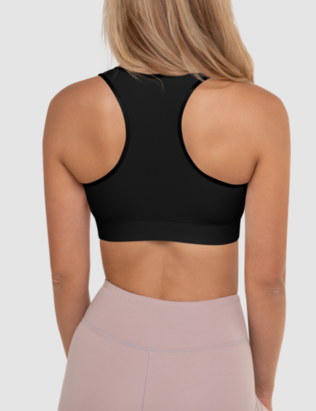The Queen | Women's Padded Sports Bra