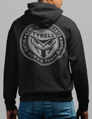 Tyrell Corporation | Back Print Hoodie