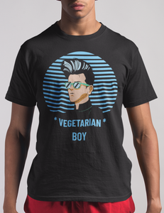 Vegetarian Boy | T-Shirt