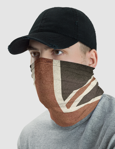 Vintage United Kingdom Flag | Neck Gaiter Face Mask