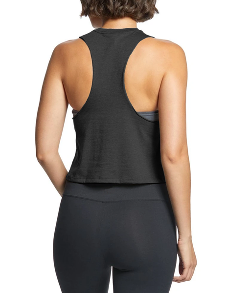OniTakai Athletica | Sleeveless Racerback Crop Top Shirt