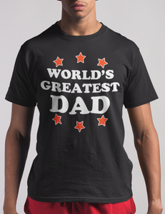 World's Greatest Dad T-Shirt - OniTakai