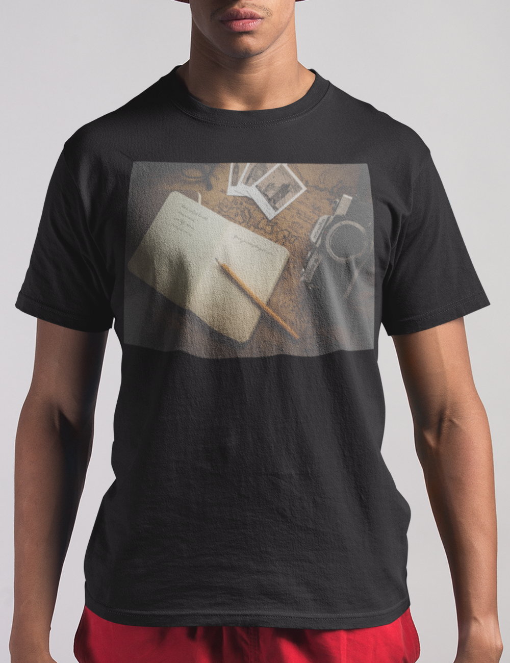 Your Journey Begins Now | T-Shirt