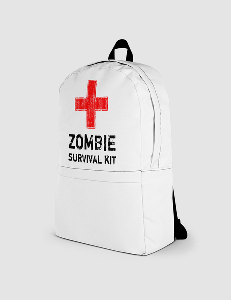 Zombie Survival Kit | Backpack