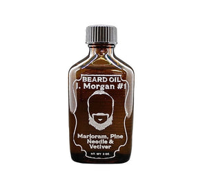 J. Morgan #1 Beard Oil