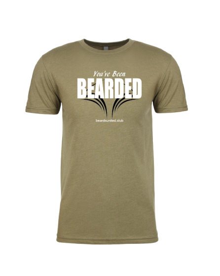 You've Been Bearded T-Shirt