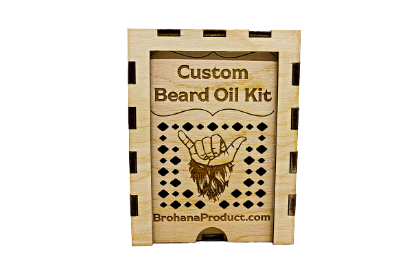 Custom Beard Oil Kit
